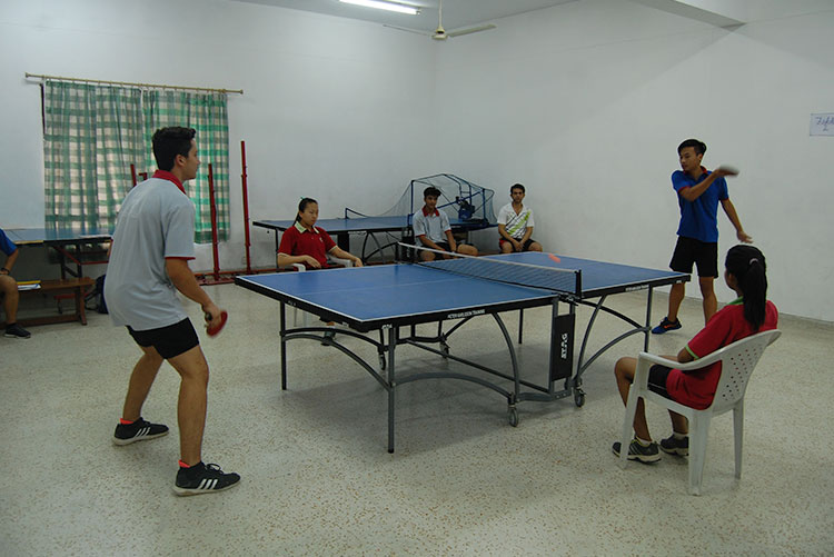 Inter-House Table-Tennis Championship 2018