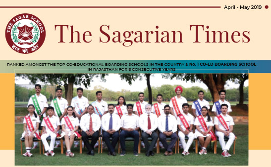 The Sagarian Times April - May 2019