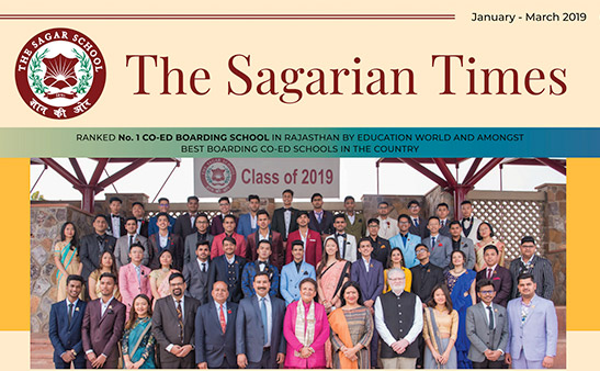 The Sagarian Times January - March 2019