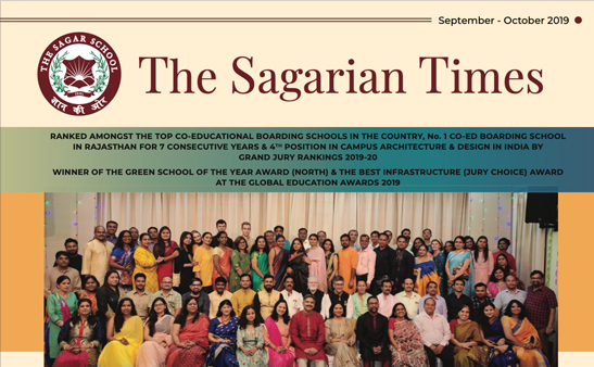 The Sagarian Times September - October 2019