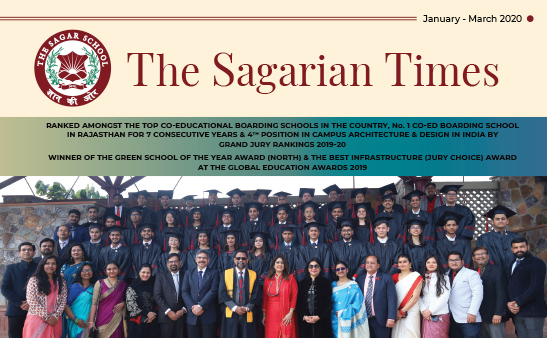The Sagarian Times January - March 2020