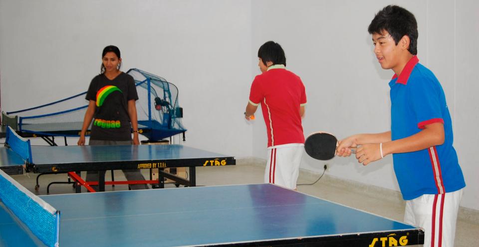 Football Hockey Basketball Cricket Table Tennis And